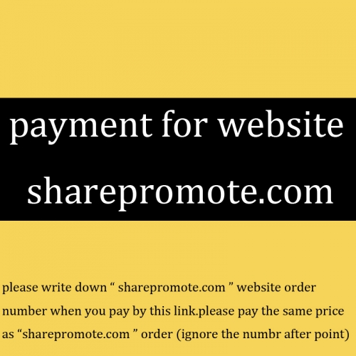 9002  this is payment link for sharepromote.com  order money