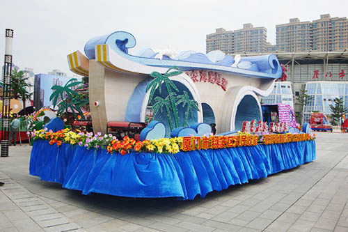 Theme Park Equipment For Sale Parade Floats
