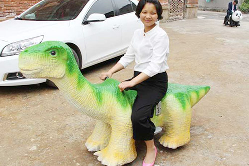 Cheapest Dinosaur Ride on Animal Toy Motorized