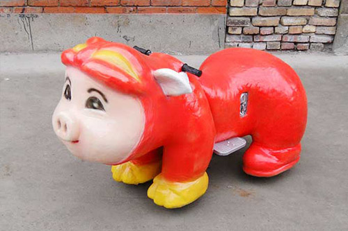 Walking Animals Kiddie Rides For Sale