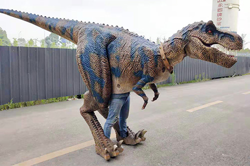 Walking Simulation Adult Dinosaur Suit