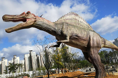 City dinosaur park in Busan,Korea