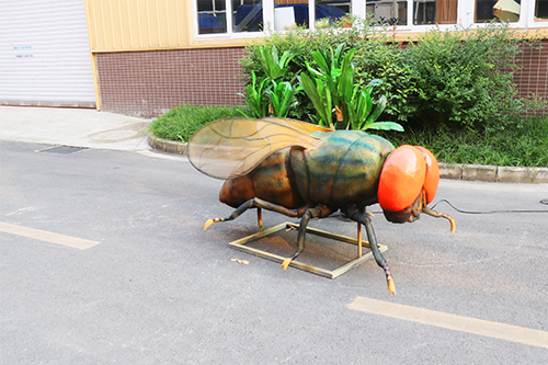 Outdoor Display realistic Animatronic Insect Models