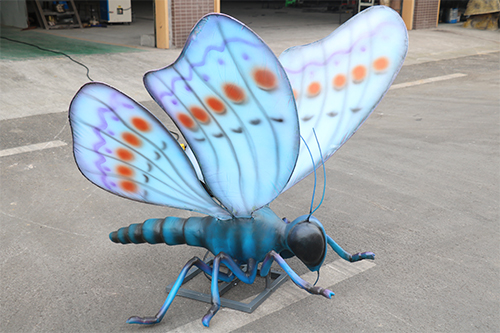 Mechanical Insects Model Animatronic Butterfly