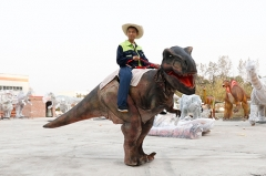 Interactive Equipment Dinosaur Costume for Event