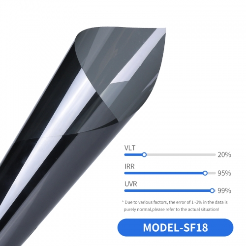 Nano Ceramic premium film SF50