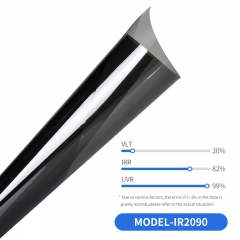 KSB Nano Ceramic window film IR 2090