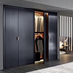 Double Door Wardrobe Flat Pack Designs