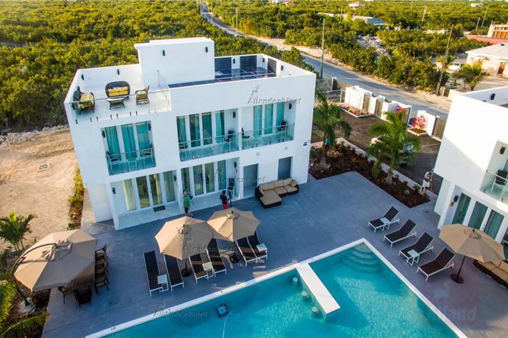 Allandhousing new custom home project in Cayman island