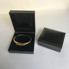 Gold Line Bangle Box