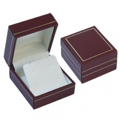 Gold Line Small Earring Box