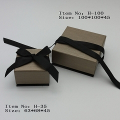 H100 Ribbon Pendant Box