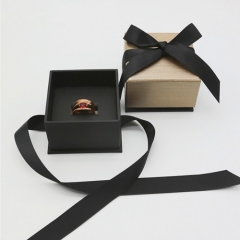 H35 Ribbon Ring&Earring Box