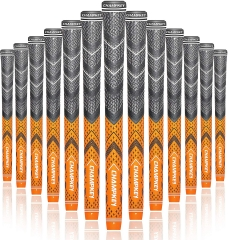 Champkey Victor Hybrid Golf Grips Set of 13 - (Free 15 Tapes Included)