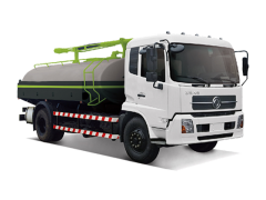 ZGZ5160GXEDFE5 fecal suction truck