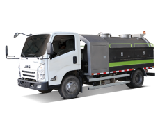 ZGZ5070GQWEQE5 cleaning suction truck