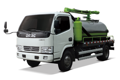 ZGZ5070GXEEQE5 fecal suction truck