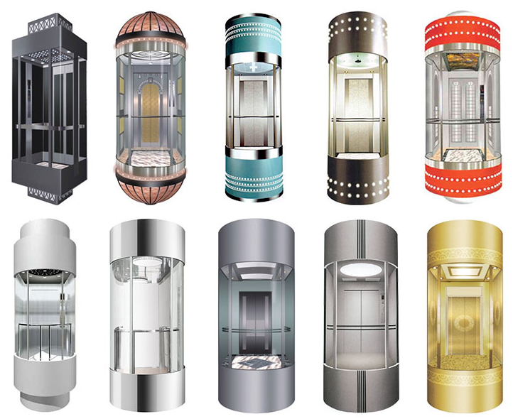 Panoramic Elevator Panoramic Elevator is  beautiful capsules and humanized design perfect combination, bring brand-new elevator for passengers sightse