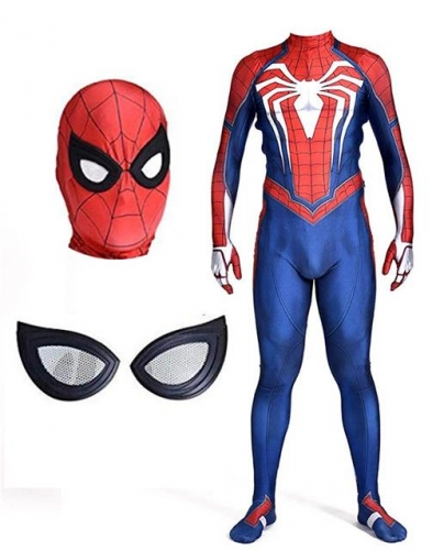 Spider-Man  game ps4 Cosplay Costume