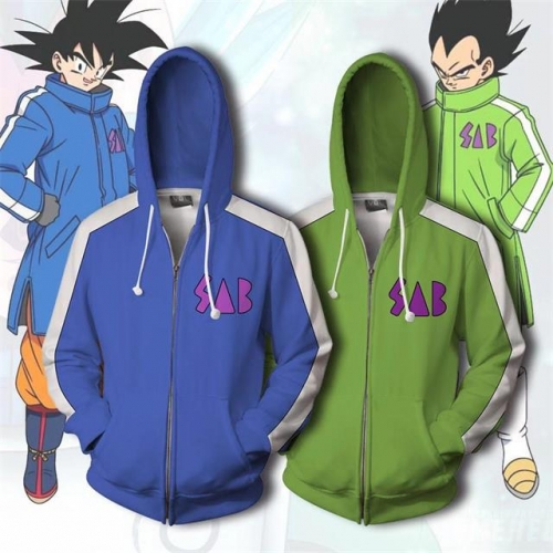Dragon Ball Z  Goku Vegeta Hoodies
