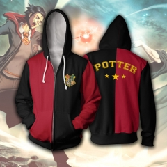 Harry Potter HOGWARTS School uniforms Hoodies