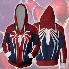 Spider-Man PS4 Game Hoodies