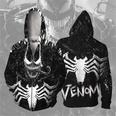 Venom Edward Eddie Brock Hoodies