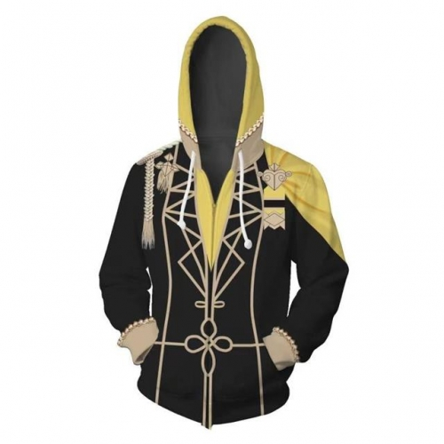 Fire Emblem : ThreeHouses Claude von Regan Hoodies