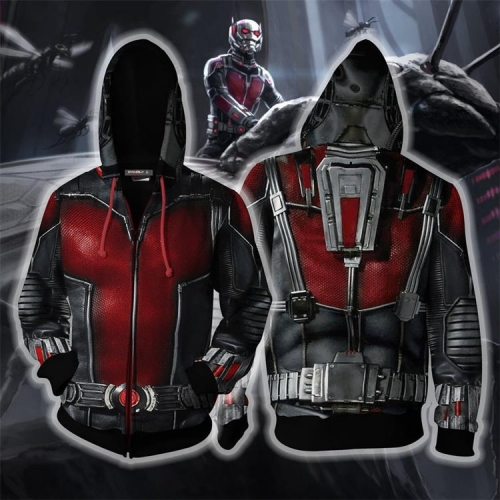 Superhero Ant-Man Hoodies