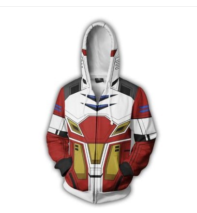 Gundam Heavyarms XXXG-01H Hoodies