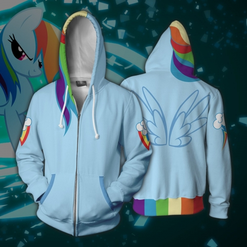 My Little Pony Rainbow Dash Hoodies