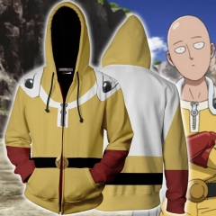 ONE PUNCH-MAN Saitama Hoodies