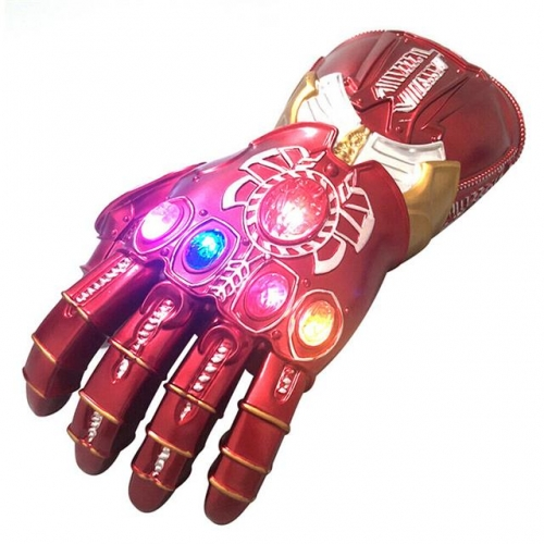 Avengers: Endgame Thanos&Iron Man  LED Infinity Gauntlet