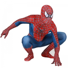Spider-Man 3 Raimi Spiderman Cosplay Costumes