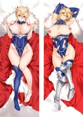 Fate  Altria Pendragon  Lancer Dakimakura Cover