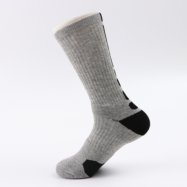 Cushion Basketball Athletic Long Sports Outdoor Socks