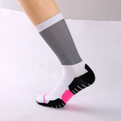 Cushion Long Basketball Playing Sports Outdoor Socks