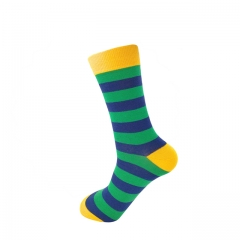 Wholesale Mens Cotton Socks Colorful Mid-cuff Socks