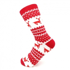 Custom Christmas Socks Holiday Socks for Wholesale