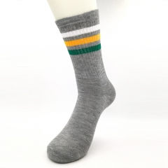 Wholesale Ladies Cotton Crew Socks Sport Wearing Socks