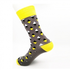Casual Socks Mens Cotton 3D Socks