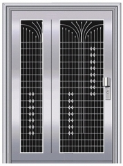 LUXURY JWG STAINLESS STEEL DOOR 2019