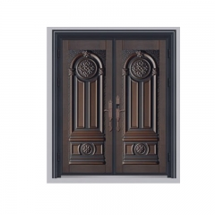 Villa Entry Luxurious Aluminum Door