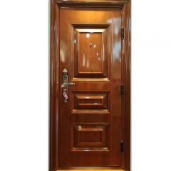 Metal House Doors Security Steel Door Nigeria Stee...