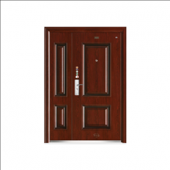 Security Apartment Cheap China Entrance Steel Door...