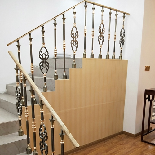 Luxury Removable Stairs 2018 Hot Sale Handrail Factory Price