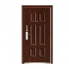 Cheap Security Entrance Apartment Nigeria Steel An...