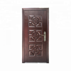 Steel Entry Entrance Metal House Doors Nigeria Ste...