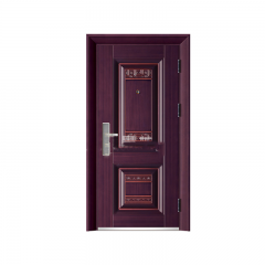 Steel Metal House Doors Ghana Steel Security Door ...