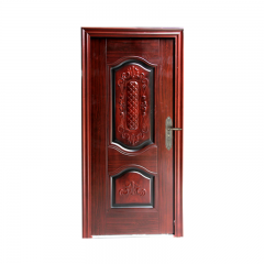 Popular Steel Security Steel Door Ghana Security E...